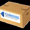 Архивная коробка 60x40×30см
