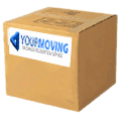 Коробка для бытовой техники 50x50×50м