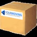 Коробка для книг 45×30x30см