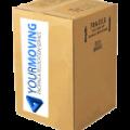Коробка для постельного белья 70x45×45см